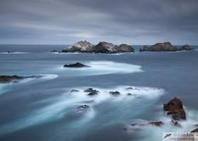 Muckle Flugga lighthouse, Unst, Shetland, Scotland